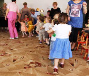 Дети принимали активное участие в концерте Companelli