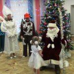 Ребята рассказали Деду Морозу множество стихов