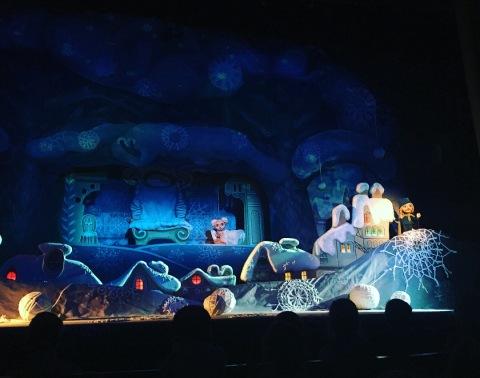 Спектакль восхитительной красоты понравился всем детям
